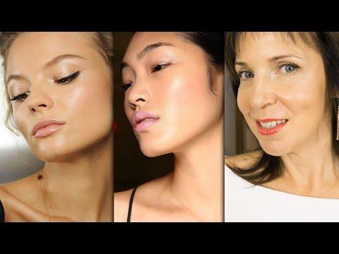 Сияющая кожа лица в домашних условиях