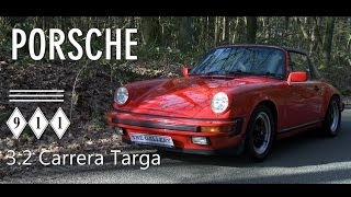 PORSCHE 911 CARRERA TARGA 3.2 - 1984 | GALLERY AALDERING TV