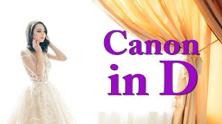 Canon in D | Pachelbel | 3 Hours of The Best Wedding Version | Piano \u0026 Cello Music