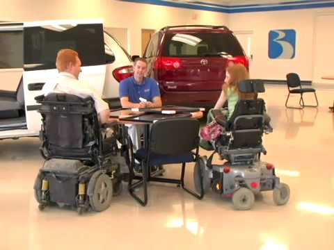 BraunAbility® Wheelchair Vans