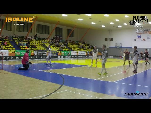 #Mistr31 - MatchDay #16 - Florbal Chomutov vs Florbal Ústí