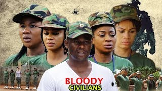 Bloody Civilians 3&4 - Zubby Michael 2017 Latest Nigerian Movies | African Nollywood Full HD Movie