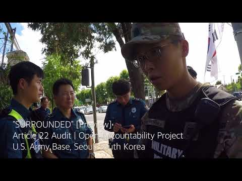 """[Preview] """"SURROUNDED"""" 