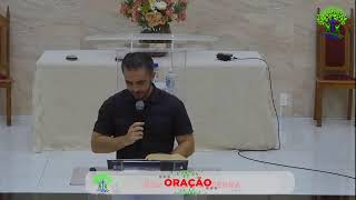 LIVE - IPMN  - ESTUDO BIBLICO    -  TEMA : UMA PAZ INEXPLICÁVEL.  REV. FABIO BEZERRA
