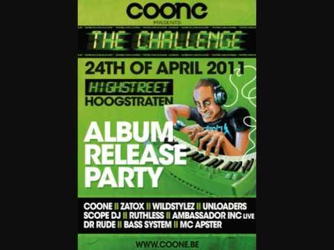 6. coone ft. ambassador inc - a moment of creation