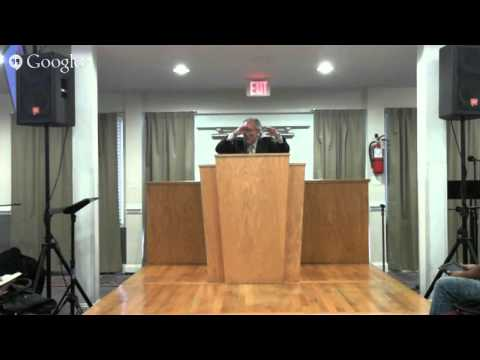 Predicacion por la Tarde en Vivo - Iglesia de Dios Lanham