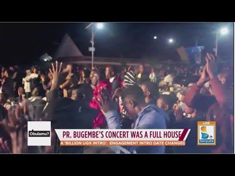 Thousands Turn Up for Pastor Bugembe's Concert| Uncut Extra