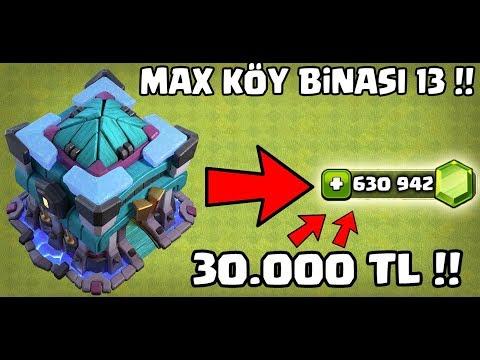OYUNA 30.000 TL PARA YATIRAN OYUNCU !! | Clash Of Clans