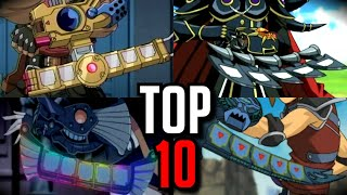 TOP 10: Yugioh Duel Disks