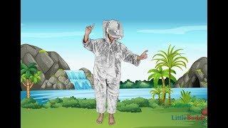 Ek Mota Hathi Jhoon ke Chala Nursery Rhymes