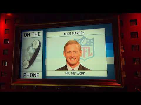 NFL Network Analyst Mike Mayock on Marcus Mariota - 11/22/17