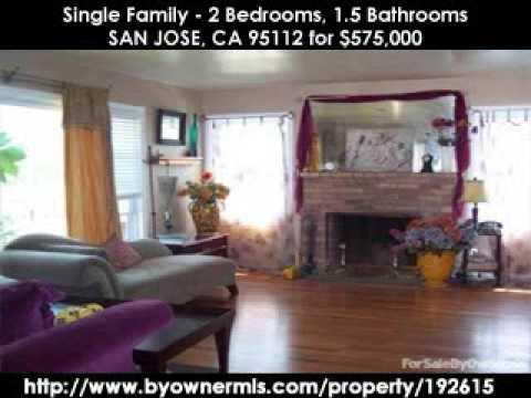 ByOwnerMLS – 2 beds/1.5 baths – San Jose, CA – $575,000