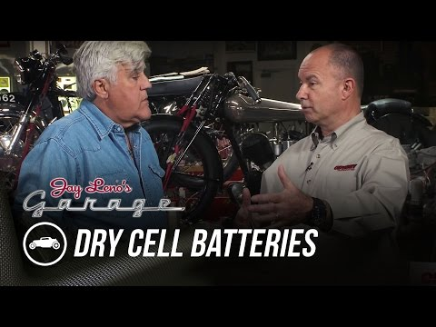 Dry Cell Batteries - Jay Leno's Garage