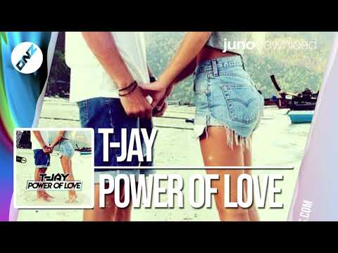 DNZF599 // T-JAY - POWER OF LOVE (Official Video DNZ Records)