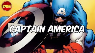 Who is Marvel's Captain America? Ultimate Leader - Heart of a Lion