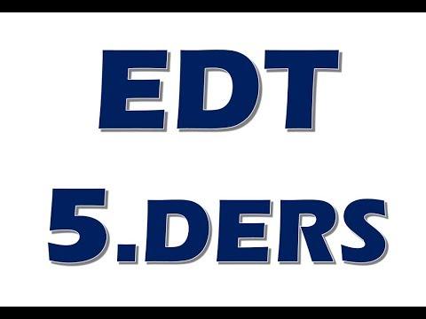 EDT 5.Ders Elektrik Devre Temelleri - Graf Teorisi