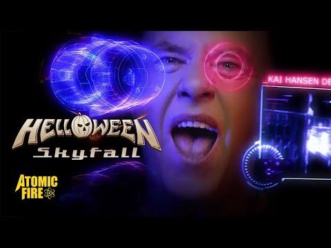 HELLOWEEN - Skyfall (Single Edit) (OFFICIAL MUSIC VIDEO)
