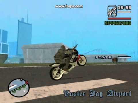 Sifre Za Gta San Andreas Za Motor Suzuki
