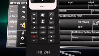 Horizon how to - Replay TV