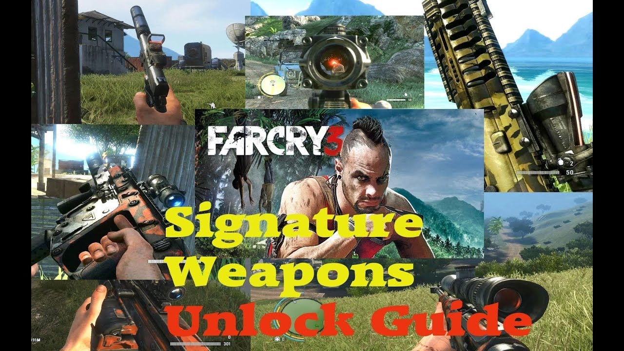 Steam community:: guide:: far cry 3 strategies and tips.