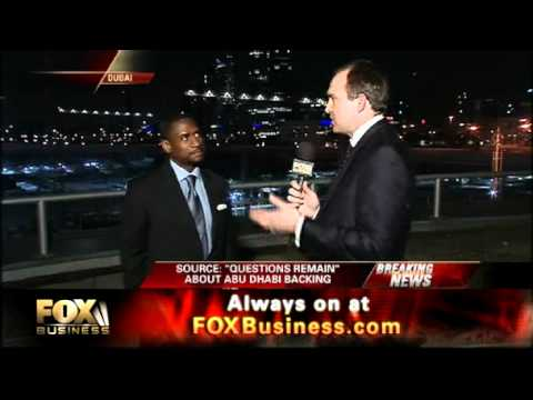 Robert C Bush Jr. On FOX TV