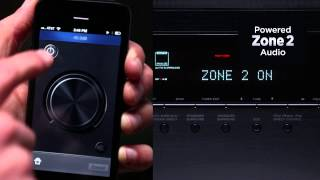 Pioneer AV-Empfänger: Powered Zone 2