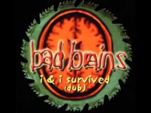 Bad Brains, 2002,  I & I Survived (dub)