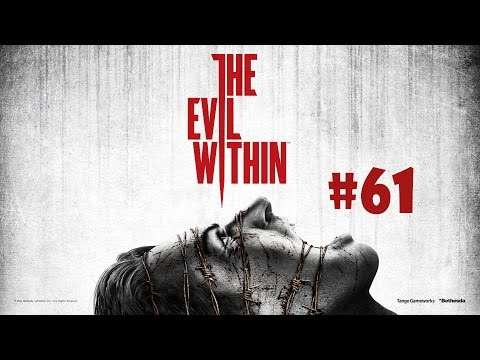 Let's Play: The Evil Within [HD/Blind/Facecam][#61] Lang ists her, das wir ihn sahen!