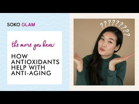 How Antioxidants Help with Anti-Aging