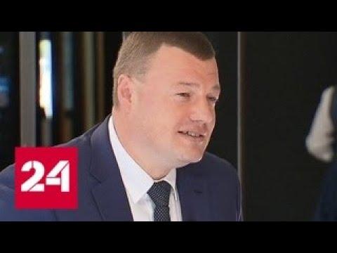 Александр Никитин: Тамбовская область планирует заключить контракты с Японией в АПК - Россия 24