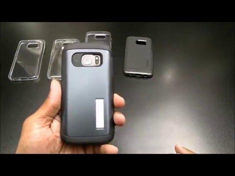 Samsung Galaxy S7 Cases From Spigen
