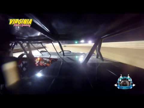 #11 Chase Butler - Sportsman - 6-10-17 Virginia Motor Speedway - In-Car Camera
