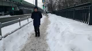 Бардак в проектировании  дорог - бардак в уборке снега.  Часть 2