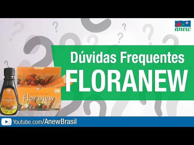 Floranew - Dúvidas Frequentes