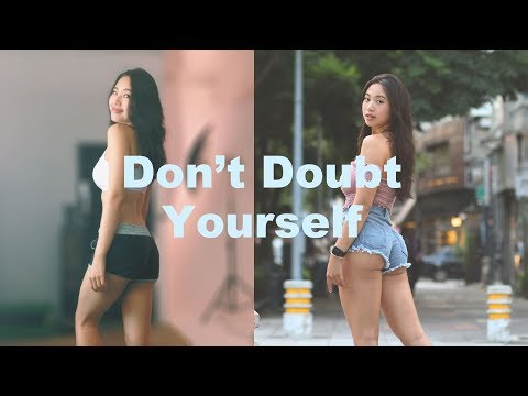 Fitness #5 Don't Doubt Yourself 你的美自己定義!
