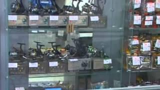 Реклама магазина Все для рыбалки - видеомонтаж участника Видеозаказ.ком(Создание видеороликов в Украине и России: http://videozakaz.com., 2013-07-12T18:30:20.000Z)