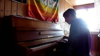 Toshiro Masuda - Sadness & Sorrow (Piano Cover)