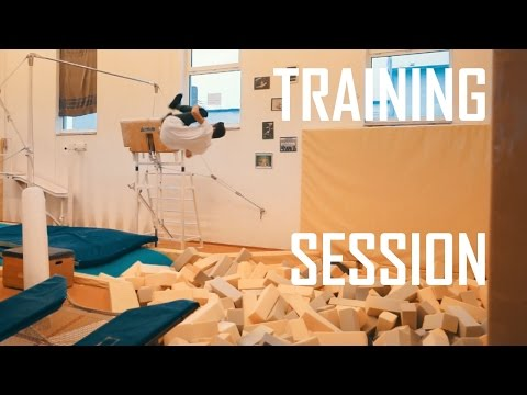 Experimental Training Session | Parkour & Freerunning