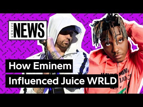 How Has Eminem Influenced Juice WRLD? | Genius News