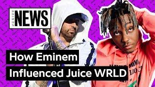 How Has Eminem Influenced Juice WRLD? | Genius News