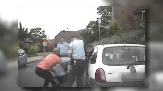 Polizeigewalt in Deutschland  Video überführt Brutalo Polizisten news
