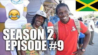 Trick Questions In Jamaica Episode 9 SE2 [SPANISH TOWN:SPAIN]