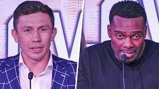 Gennady 'GGG' Golovkin vs Steve Rolls PRESS CONFERENCE | Los Angeles