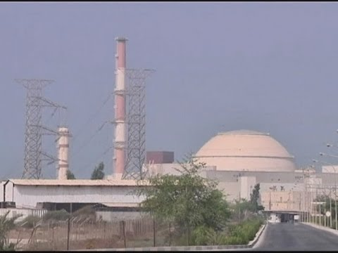 Iran's Bushehr nuclear power plant opens