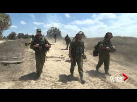 New phase of Israel-Gaza conflict