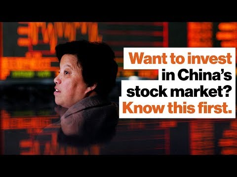 Want to invest in China's stock market? Know this first. | Weijian Shan