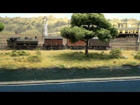 REC Model Railway Exhibition September 2016