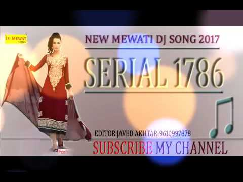 Udga Lugda Mera Sarso ke Khet me.Serial number 1786   new mewati dj remix song 2017