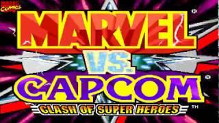 Arcade Longplay [772] Marvel vs Capcom Clash of Super Heroes