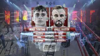 Mix Fight 34 - Mikel Sortino vs Angel Martín